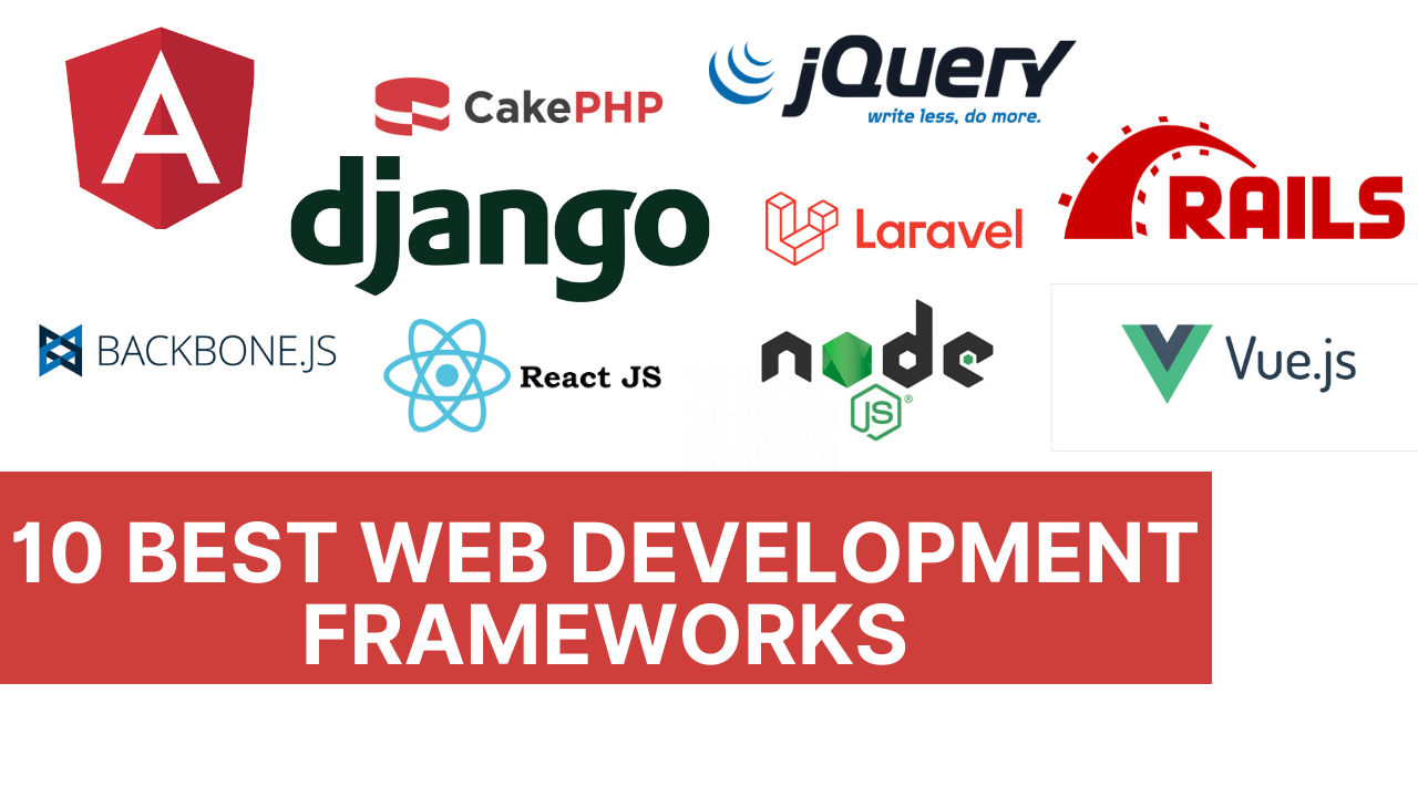 Best Css Framework 2021 Top 10 Best Web Development Frameworks in 2020 2021 | Systemart, LLC