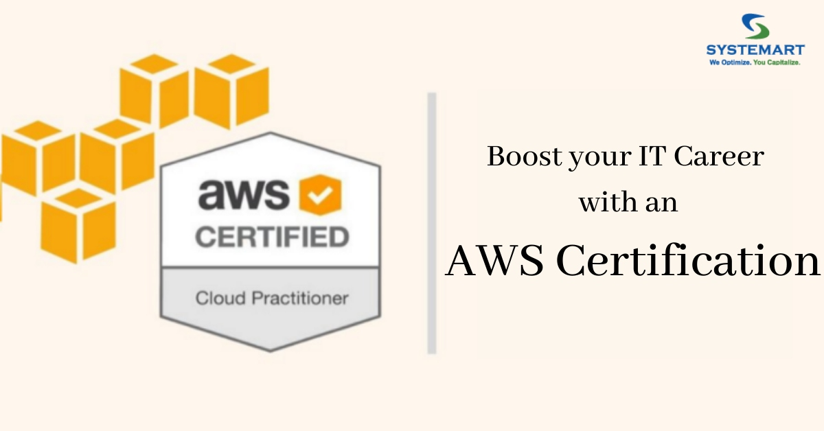 Boost your IT Career with an AWS Certification