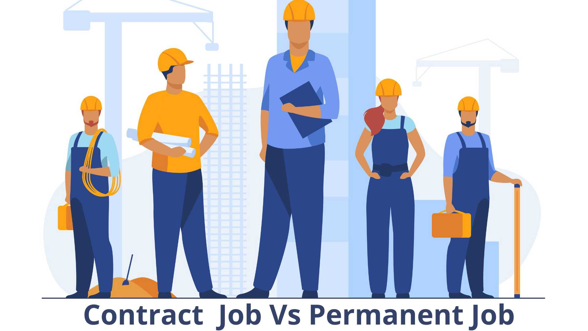 Why Work as a Contractor vs. Full time Position?