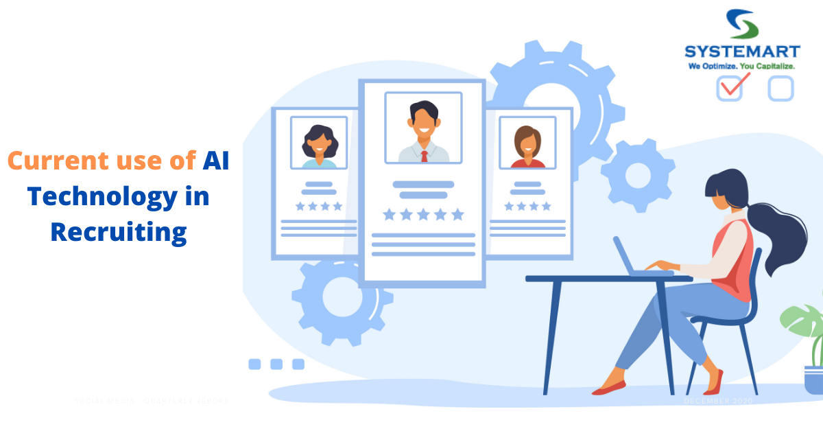 Current use of AI Technology in Recruiting
