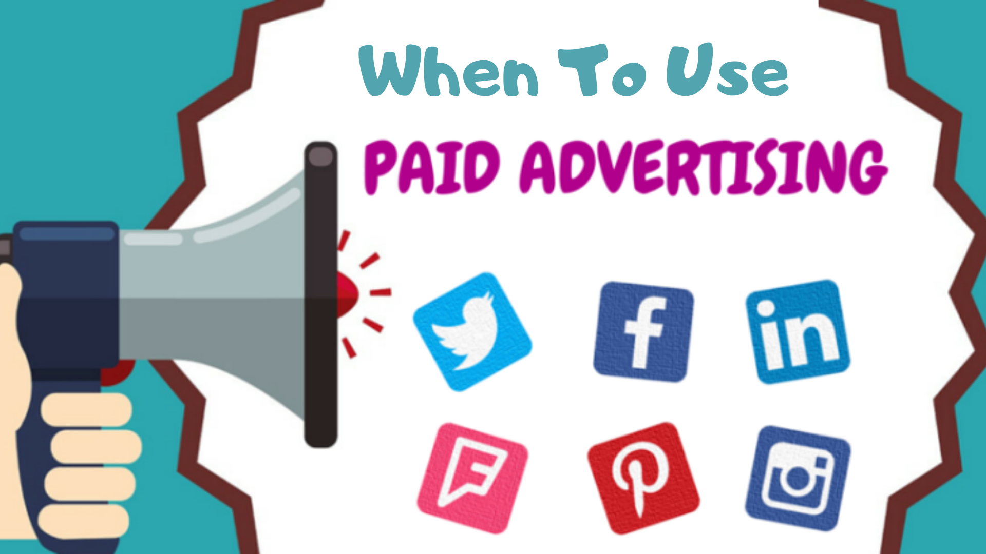 When To Use Paid Social Media?